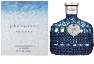 John Varvatos Artisan Blu Eau de Toilette for Men 75 ml