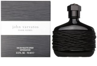 John Varvatos Dark Rebel eau de toilette para hombre 75 ml