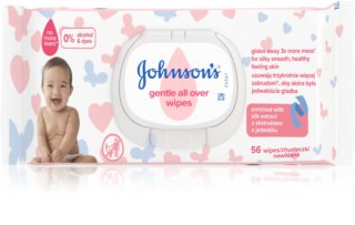 Johnson's Baby Diapering salviette umidificate