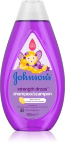 Johnson's Baby Strenght Drops sampon fortifiant pentru copii