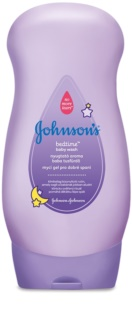 Johnson's Baby Bedtime gel lavant sommeil serein
