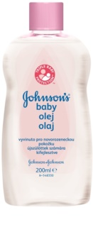 Johnson's Baby Care aceite