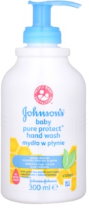 Johnson's Baby Pure Protect течен сапун за ръце за деца