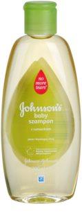 Johnson's Baby Wash and Bath шампоан за светла и лъскава коса с лайка