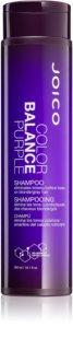 Joico Color Balance Shampoo für blonde Haare neutralisiert gelbe Verfärbungen