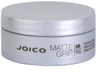 Joico Style and Finish matierende Haarcreme mittlere Fixierung