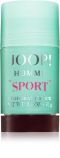 Joop! Homme Sport desodorizante em stick para homens 75 ml