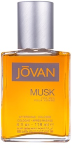Jovan Musk Aftershave lotion  voor Mannen 118 ml