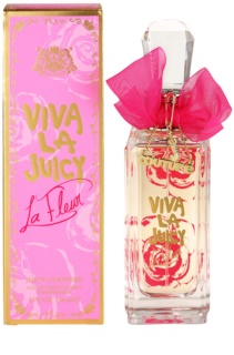 Juicy Couture Viva La Juicy La Fleur Eau de Toilette für Damen 150 ml
