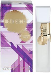 Justin Bieber Collector Eau de Parfum für Damen 100 ml