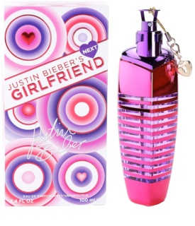 Justin Bieber Next Girlfriend Eau de Parfum for Women 100 ml