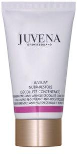 Juvena Juvelia® Nutri-Restore koncentrat regenerujący przeciwzmarszczkowy na szyję i dekolt