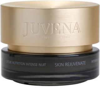Juvena Skin Rejuvenate Nourishing nawilżająco - odżywczy krem na noc do skóry suchej