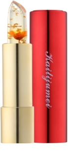 Kailijumei Limited Edition Transparent Lipstick with Flower