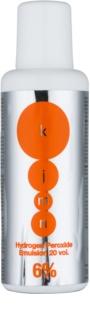 Kallos KJMN emulsión activadora  6 % 20 Vol.