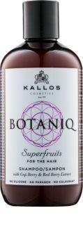 Kallos Botaniq Superfruits šampon za okrepitev las z rastlinskimi izvlečki