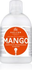 Kallos KJMN hydratisierendes Shampoo für trockenes, beschädigtes und gefärbtes Haar