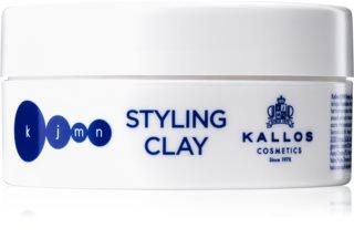 Kallos KJMN glina za stiliziranje kose