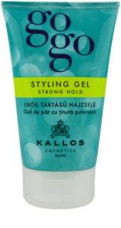 Kallos Gogo гель для волосся сильної фіксації