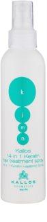 Kallos KJMN tratamento sem enxaguar 14 em 1 com queratina