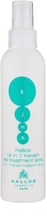 Kallos KJMN odżywka bez spłukiwania 14 w 1 z keratyną