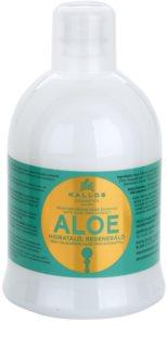 Kallos KJMN obnovující šampon s aloe vera