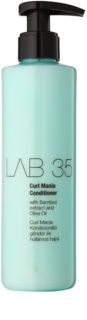 Kallos LAB 35 après-shampoing pour cheveux bouclés