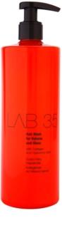 Kallos LAB 35 masque cheveux pour donner du volume et de la brillance