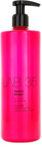 Kallos LAB 35 Regenierendes Shampoo für trockenes und beschädigtes Haar