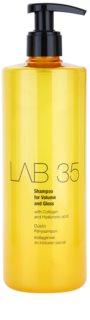 Kallos LAB 35 szampon nadający objętość i blask