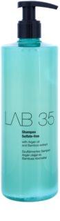 Kallos LAB 35 shampoing sans sulfates ni parabènes