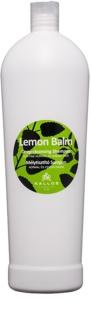 Kallos Lemon sampon normál és zsíros hajra