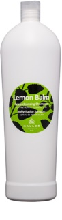 Kallos Lemon шампунь для нормального та жирного волосся