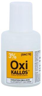Kallos Oxi emulsión oxidante cremosa 3%