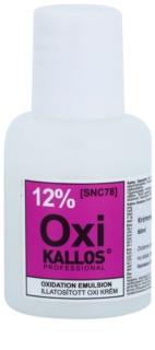 Kallos Oxi кремообразна активираща емулсия 12%