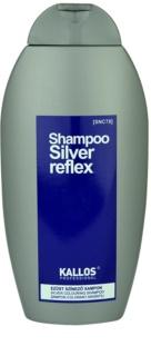 Kallos Silver šampon za sive lase