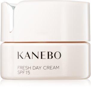 Kanebo Skincare odświeżający krem na dzień SPF 15