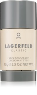 Karl Lagerfeld Lagerfeld Classic dédorant stick pour homme 75 g