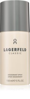 Karl Lagerfeld Lagerfeld Classic déo-spray pour homme 150 ml