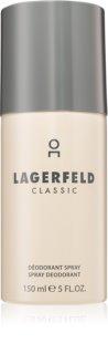 Karl Lagerfeld Lagerfeld Classic deodorant spray para homens 150 ml