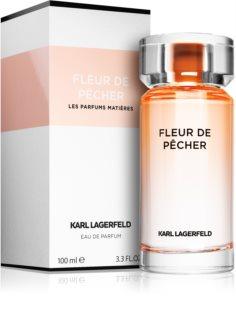 Karl Lagerfeld Fleur De Pecher Eau De Parfum pentru femei 100 ml
