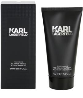 Karl Lagerfeld Karl Lagerfeld for Him gel de dus pentru barbati 150 ml
