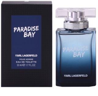 Karl Lagerfeld Paradise Bay Eau de Toilette pentru barbati 50 ml