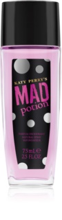Katy Perry Katy Perry's Mad Potion dezodorant z atomizerem dla kobiet 75 ml