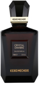 Keiko Mecheri Crystal d´Ambre Eau de Parfum for Women 75 ml