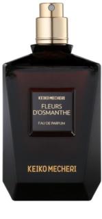 Keiko Mecheri Fleurs D' Osmanthe eau de parfum teszter nőknek 75 ml