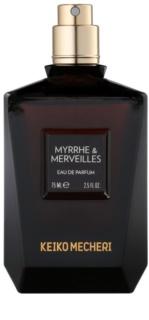 Keiko Mecheri Myrrhe & Merveilles eau de parfum teszter nőknek 75 ml