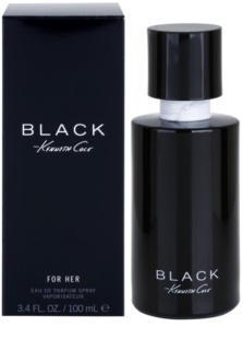 Kenneth Cole Black for Her Eau de Parfum voor Vrouwen  100 ml