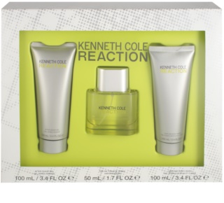 Kenneth Cole Cole Reaction Gift Set  V.