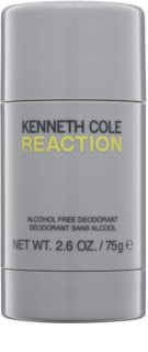 Kenneth Cole Reaction desodorante en barra para hombre 75 g sin alcohol